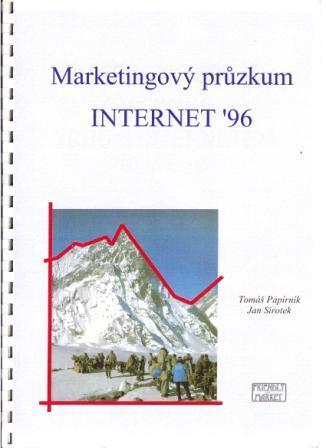 První výzkum uživatelů internetu v ČR